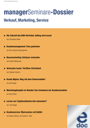 Verkauf, Marketing, Service