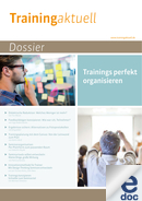Dossier Trainings perfekt organisieren