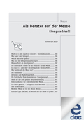Beratermarketing: Als Berater auf der Messe
