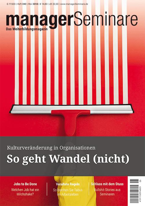 managerSeminare aktuelles Heft