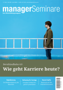 managerSeminare Heft 241, April 2018