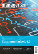 managerSeminare Heft 246, September 2018