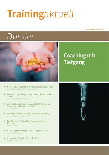 Dossier Coaching mit Tiefgang