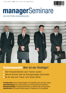 Cover managerSeminare 87 vom 20.05.2005